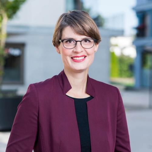 Irene Widmer, Rechtsanwältin für Baurecht